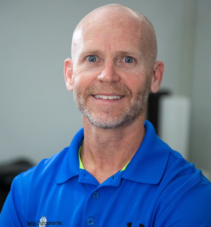 Naples Florida chiropractor Doctor Chad Wills