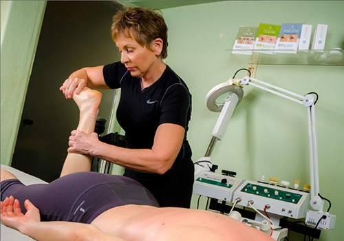 Naples Florida massage therapist Kathy Curtis
